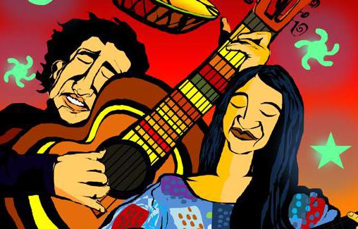 """LA CANCIÓN ES URGENTE, """"PLAN V"""": UN HOMENAJE A VIOLETA PARRA Y VICTOR JARA – Músicas del mundo"""